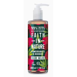 Faith In Nature Pomegranate & Rooibos Hand Wash - 300ml