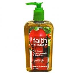 Faith In Nature Pomegranate & Rooibos Handwash - 300ml test