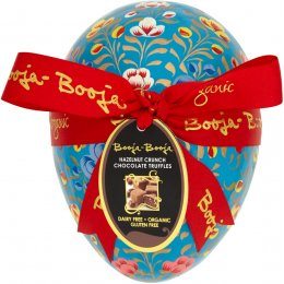 Booja Booja Large Hazelnut Truffle Easter Egg - 138g