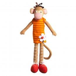Mandy Monkey Soft Toy test