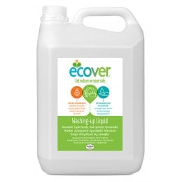 Ecover Lemon & Aloe Vera Washing up Liquid - 5L