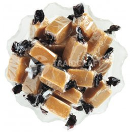 Traidcraft Fairtrade Vanilla Fudge - 150g