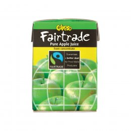 Calypso Fairtrade Apple Juice 200ml