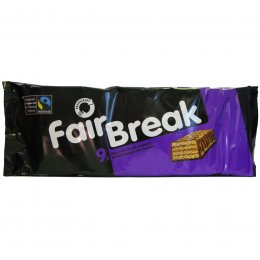 Traidcraft Fairtrade FairBreak Wafer Case test