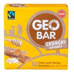 Geobar Crunchy Granola 42g - Box of 5 test