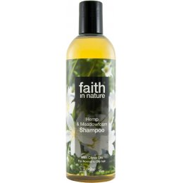 Faith In Nature Hemp & Meadowfoam Shampoo - 400ml