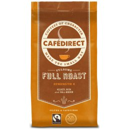 Cafedirect Full Roast & Ground Coffee 227g