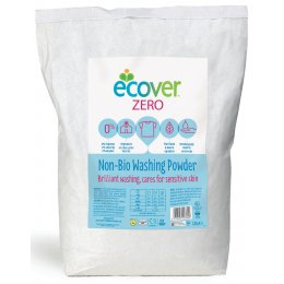Ecover Zero Non-Bio Washing Powder - 7.5kg