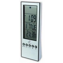 H2O Weather Station Clock