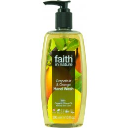 Faith In Nature Grapefruit & Orange Handwash - 300ml
