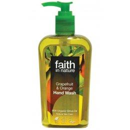 Faith In Nature Grapefruit & Orange Handwash - 300ml test