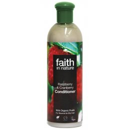 Faith In Nature Raspberry & Cranberry Conditioner - 400ml