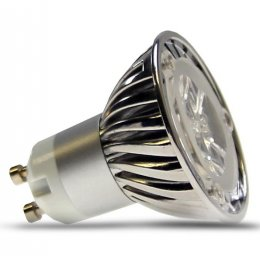 GU10-SMDN Lumilife LED Light Bulb 3 Watt (45W Equivalent)