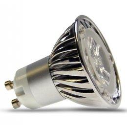 GU10-SMDN Lumilife LED Light Bulb 3 Watt (45W Equivalent) test