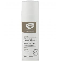 Green People Neutral Scent Free Cleanser 50ml test