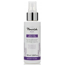 Nourish London Relax Soothing Lavender Toning Mist 100ml