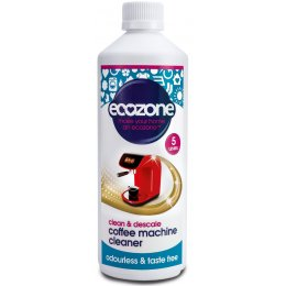 Ecozone Coffee Machine Cleaner & Descaler - 500ml
