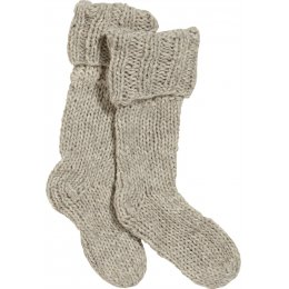 Chamonix Knitted Welly Socks test