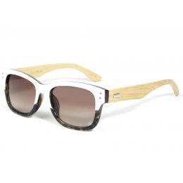 Tortoise Eco-Friendly Wooden Sunglasses