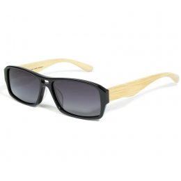 Dalston Eco-Friendly Unit T Wooden Sunglasses