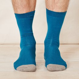 Braintree Coloured Bamboo Socks