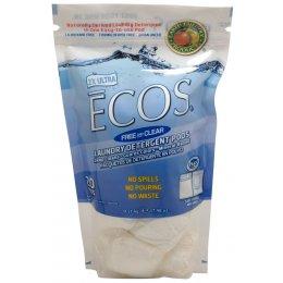 Earth Friendly Ecos Laundry Powder Pods test