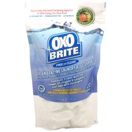 Earth Friendly Oxobrite Laundry Stain Remover Pods