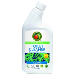 Earth Friendly Toilet Cleaner with Cedar Oil - 710ml