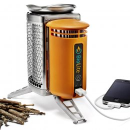 BioLite Camp Stove with USB