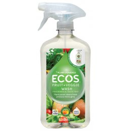ECOS Fruit & Vegetable Wash - 500ml