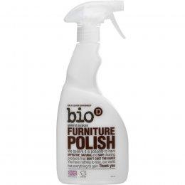 Bio D Furniture Polish Spray - 500ml test