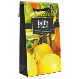 Faith in Nature Grapefruit & Orange Hair Care Gift Set