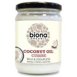 Biona Organic Coconut Oil Cuisine - 470ml