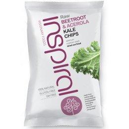 Inspiral Kale Chips Beetroot 30g test