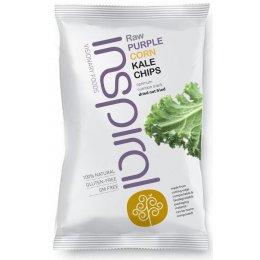 Inspiral Kale Chips Cheesie Corn 30g test