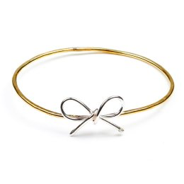Limited Edition Believer Jewellery by Inkana Mum Bow Bangle