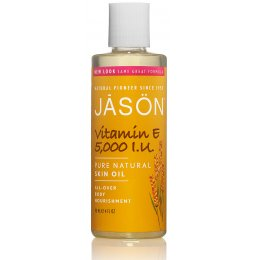 Jason Organic Vitamin E Skin Oil 5000IU - 118ml