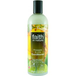 Faith in Nature Conditioner - Pineapple & Lime - 400ml