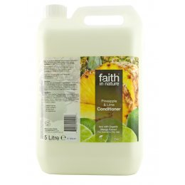 Faith in Nature Conditioner - Pineapple & Lime - 5 Litre