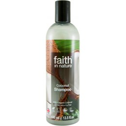 Faith in Nature Shampoo - Coconut - 400ml