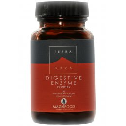 Terranova Digestive Enzyme Complex - 50caps