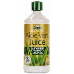 Aloe Pura Aloe Vera Juice - Maximum Strength - 1L