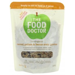 The Food Doctor Easy Grains Cereals,Pulses & Beans - 225g