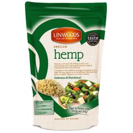Linwoods Shelled Hemp - 225g