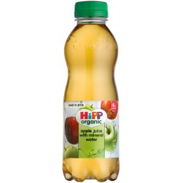 HiPP Organic Juice with Mineral Water - Apple - 4m+ - 500ml test