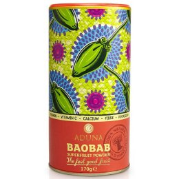 Aduna Baobab Fruit Pulp Powder - 170g