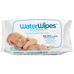 Water Wipes - Pack of 60 test