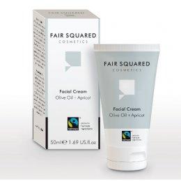 Fair Squared Olive Oil & Apricot Facial Cream - 50ml test