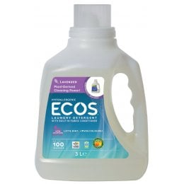 ECOS Concentrated Laundry Liquid - Lavender - 3L - 100 Washes