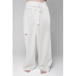 Marzipants Full Length Trousers - White
